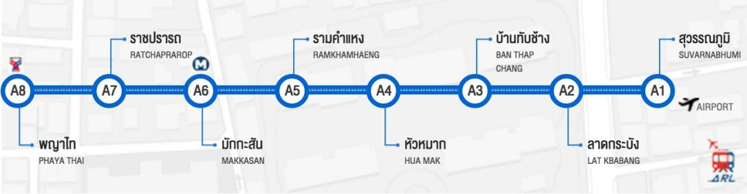 bangkok_airport_rail_link_map